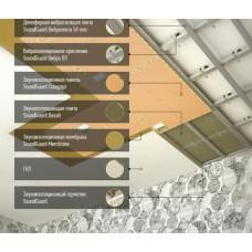 звукоизоляция потолка в техническом помищении
